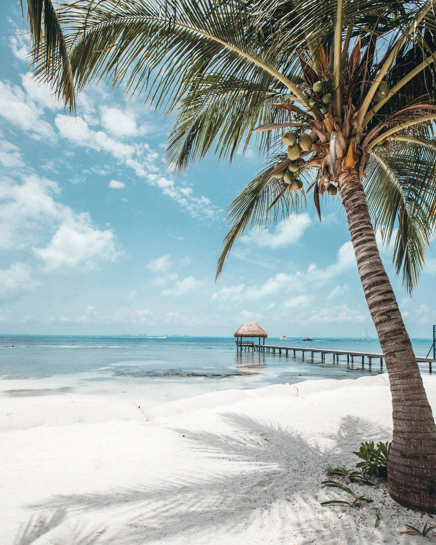 Tropical Beaches: A Weekend In Isla Mujeres • Stay Close Travel Far
