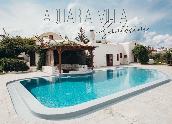 aquaria-villa-santorini