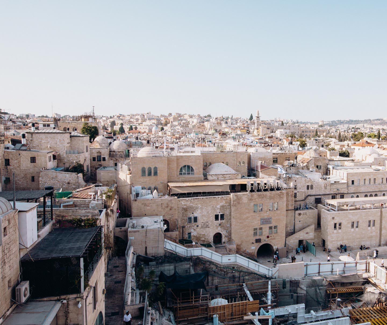 10-day-israel-itinerary-jerusalem-old-city