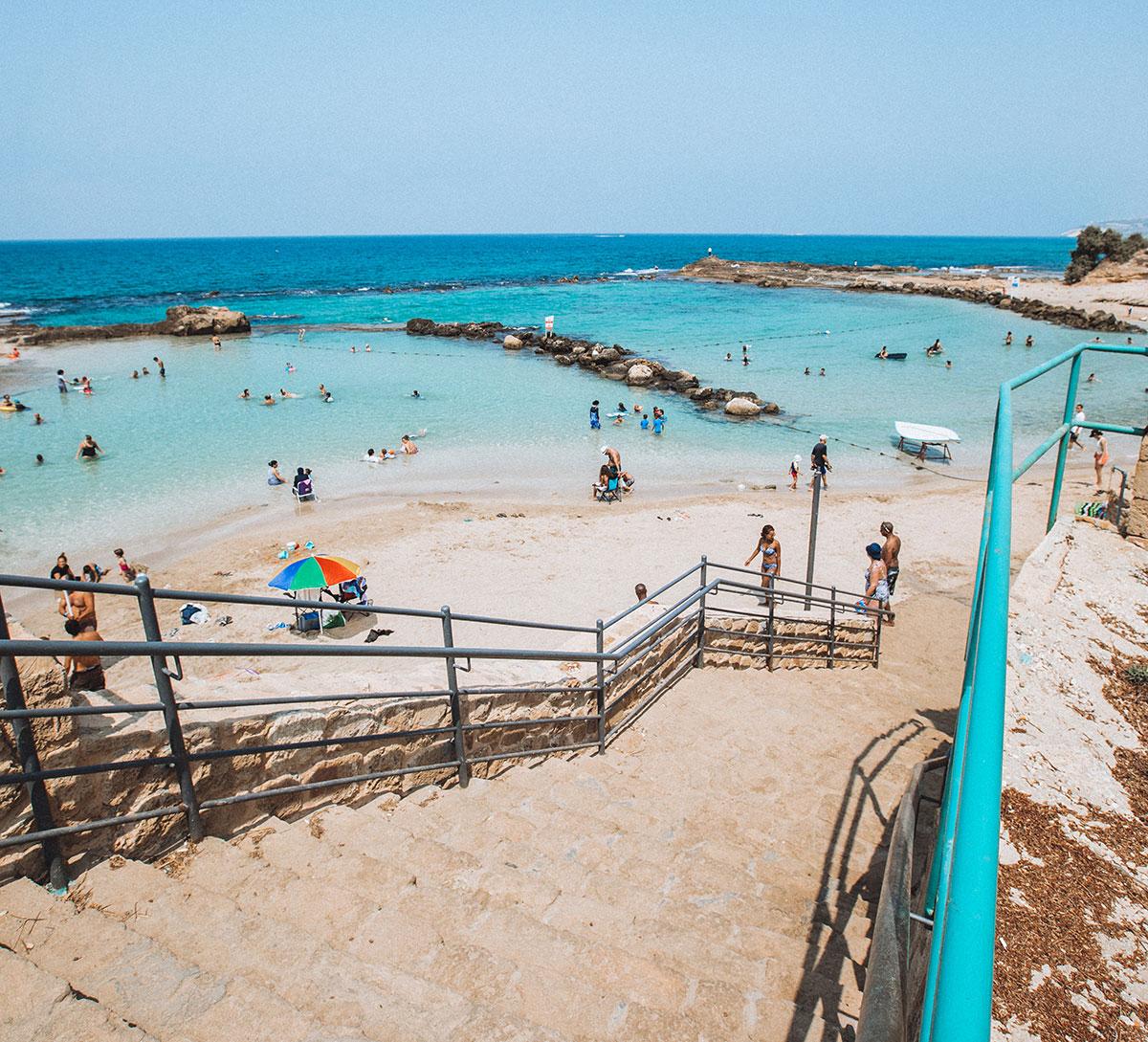 achziv-beach-israel