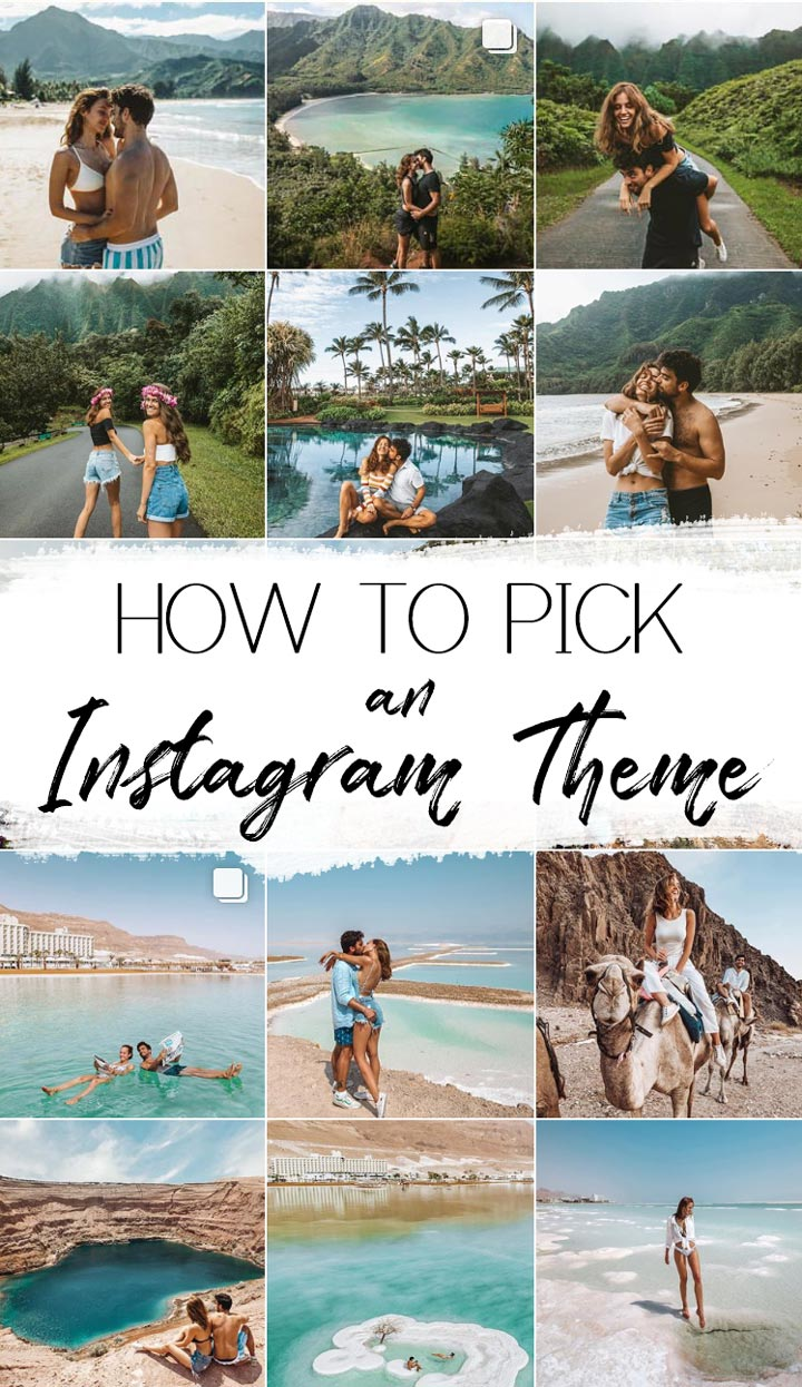how-to-build-an-instagram-theme-pinterest