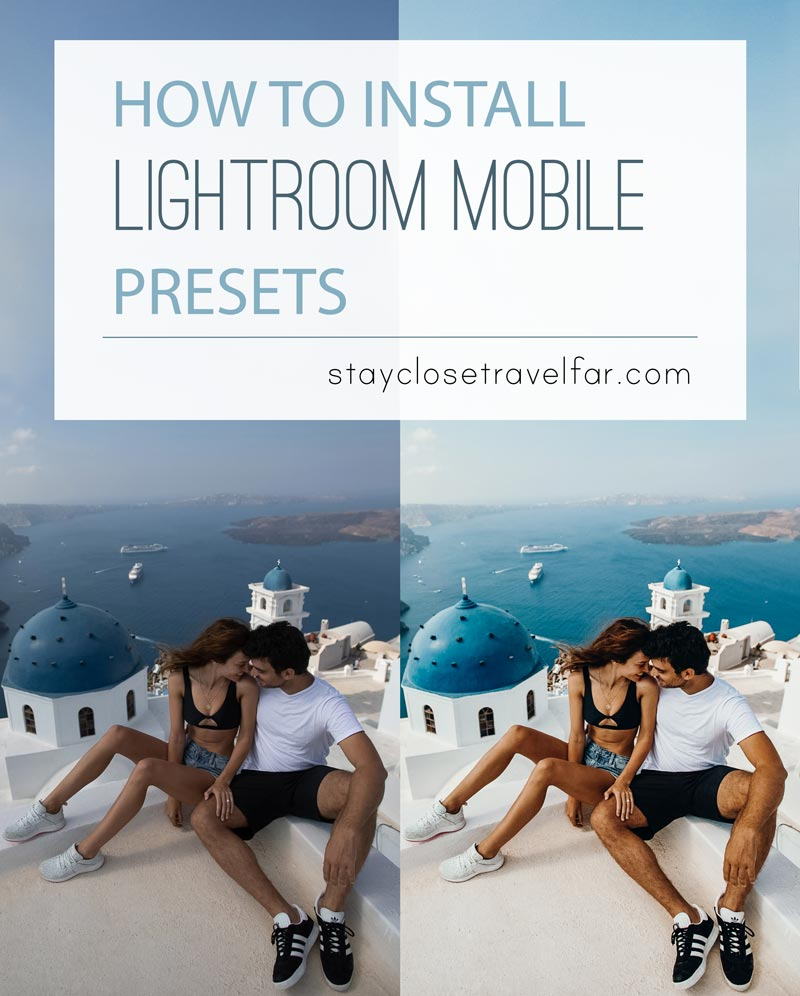 How To Install Lightroom Mobile Presets Without Desktop