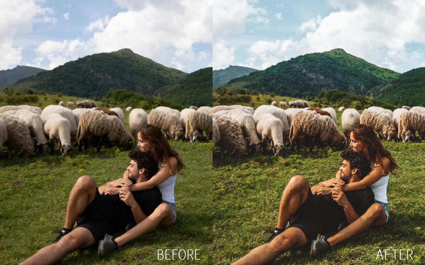 before-after-lightroom-presets-mobile-desktop