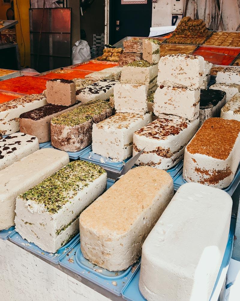 10-days-israel-itinerary-tel-aviv-market