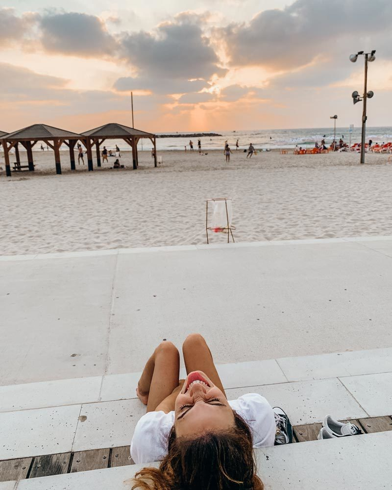 frishman-beach-israel