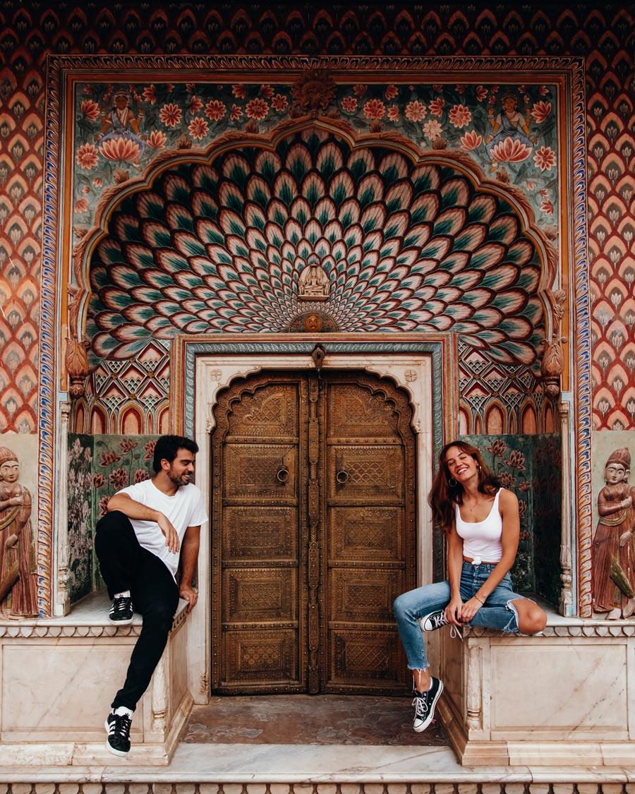 city-palace-india-jaipur-lotus-gate
