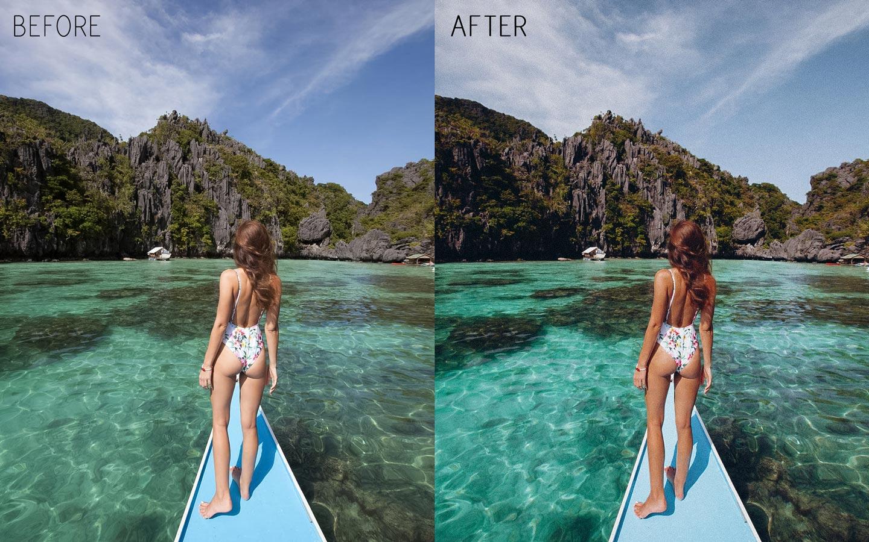 travel-tropical-presets-lightroom-mobile
