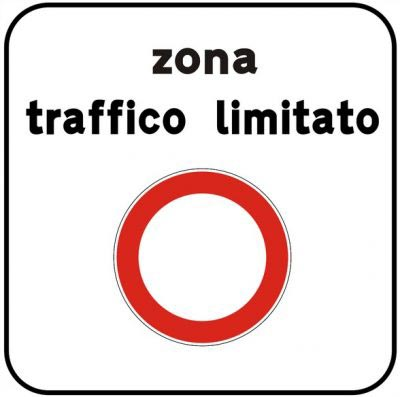 ztl-sign-italy
