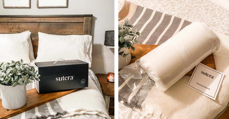 sutera-pillow-review-box-size