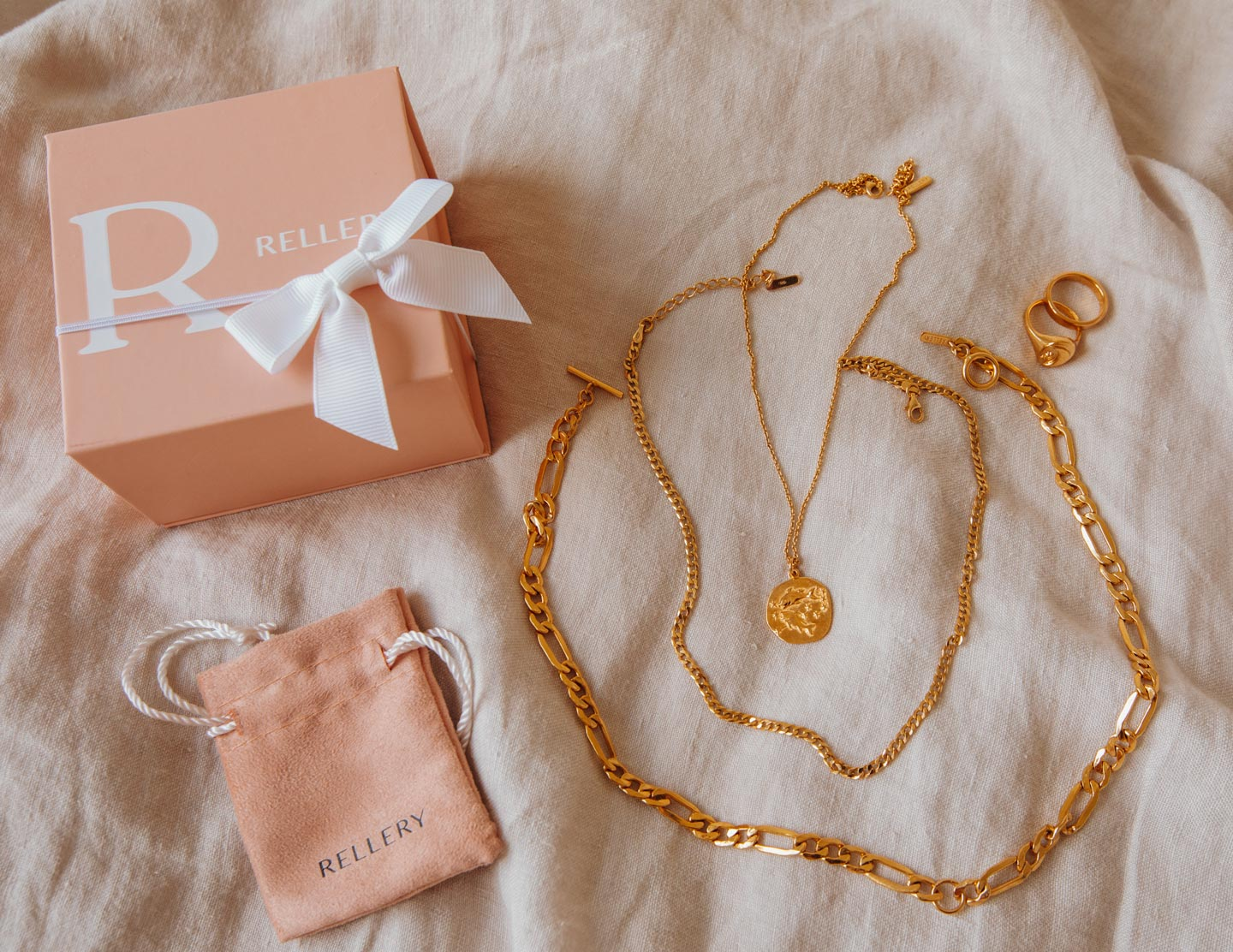 rellery-jewelry-review-gold-set